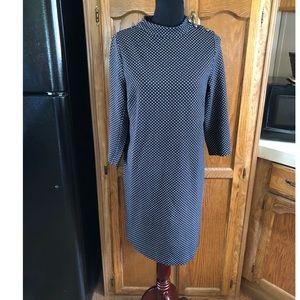 Retro Mod Style Dress by Talbots
